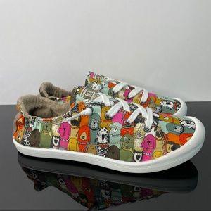 Skechers BOBS Women's Sneaker - Sz 8.5